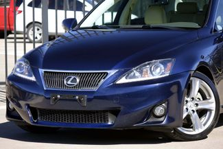 2011 Lexus IS 250 A/C SEATS * Paddle Shifters * HID's * Keyless *18s Plano, Texas 19