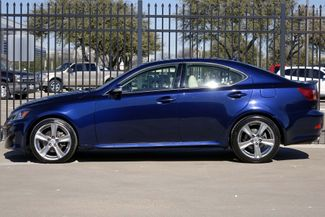 2011 Lexus IS 250 A/C SEATS * Paddle Shifters * HID's * Keyless *18s Plano, Texas 3
