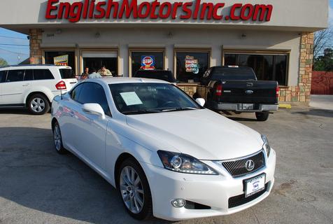 2011 Lexus IS 250C  in Brownsville, TX