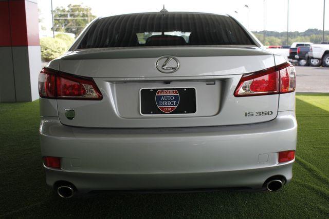 2011 Lexus IS 350 RWD - PREMIUM PKG - NAVIGATION Mooresville , NC 18