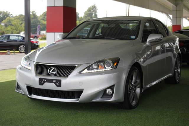 2011 Lexus IS 350 RWD - PREMIUM PKG - NAVIGATION Mooresville , NC 27