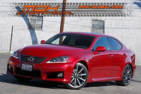 2011 Lexus IS F - only 18K miles - 416hp 5.0 V8 in Los Angeles