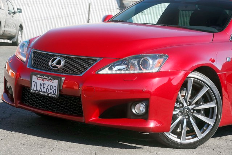 2011 Lexus IS F - only 18K miles - 416hp 50 V8  city California  MDK International  in Los Angeles, California