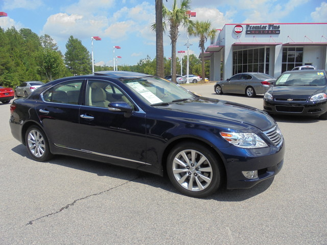 2011 Lexus LS 460 DISCLOSURE Internet pricing is subject to change daily It is a BUY-OUTRIGHT PR