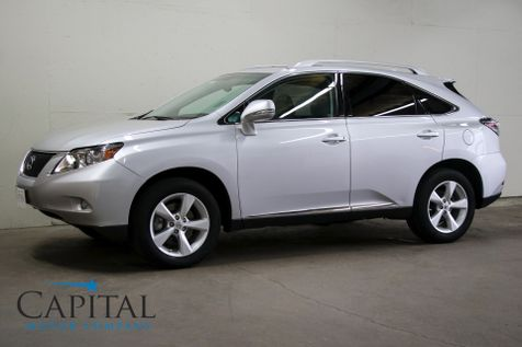 2011 Lexus RX 350 AWD Luxury SUV w/ Premium Package, Moonroof & Heated and Cooled Seats in Eau Claire