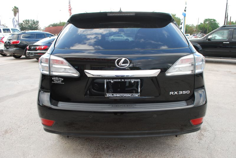 2011 Lexus RX 350   Brownsville TX  English Motors  in Brownsville, TX