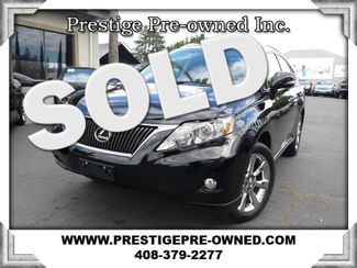 2011 Lexus RX 350  AWD in Campbell CA