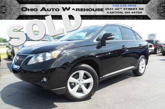 2011 Lexus RX 350 AWD Navi Sunroof 1-Own Cln Carfax We Finance | Canton, Ohio | Ohio Auto Warehouse LLC in  Ohio