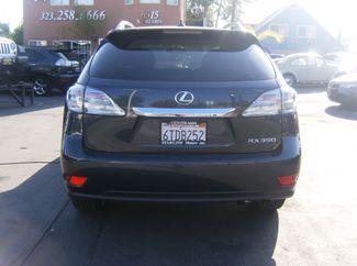 2011 Lexus RX 350 Los Angeles, CA 9