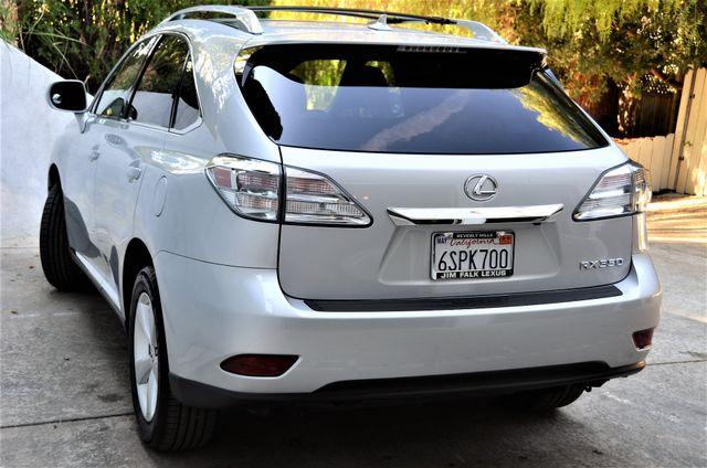 2011 Lexus RX 350 Reseda, CA 2