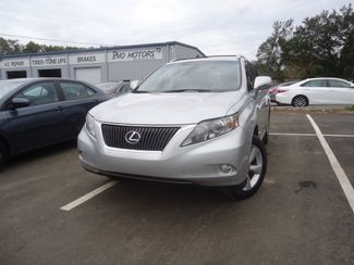 2011 Lexus RX 350 LEATHER. SUNROOF. POWER TAILGATE SEFFNER, Florida 4
