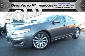 2011 Lincoln MKS AWD Pano Roof V6 Clean Carfax We Finance | Canton, Ohio | Ohio Auto Warehouse LLC in  Ohio