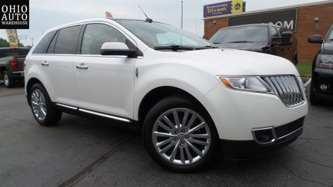 2011 Lincoln MKX AWD Navi Pano 1-Owner Clean Carfax We Finance | Canton, Ohio | Ohio Auto Warehouse LLC in Canton, Ohio
