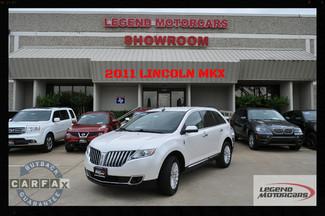 2011 Lincoln MKX  | Garland, TX | Legend Motorcars in Garland