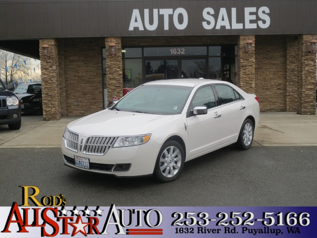 2011 Lincoln MKZ The CARFAX Buy Back Guarantee that comes with this vehicle means that you can buy