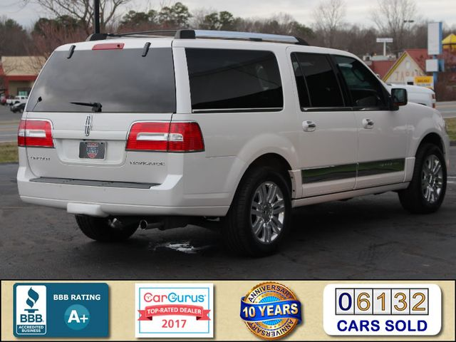 2011 Lincoln Navigator L 4WD - NAV - DUAL DVDS - SUNROOF - NEW TIRES! Mooresville , NC 2