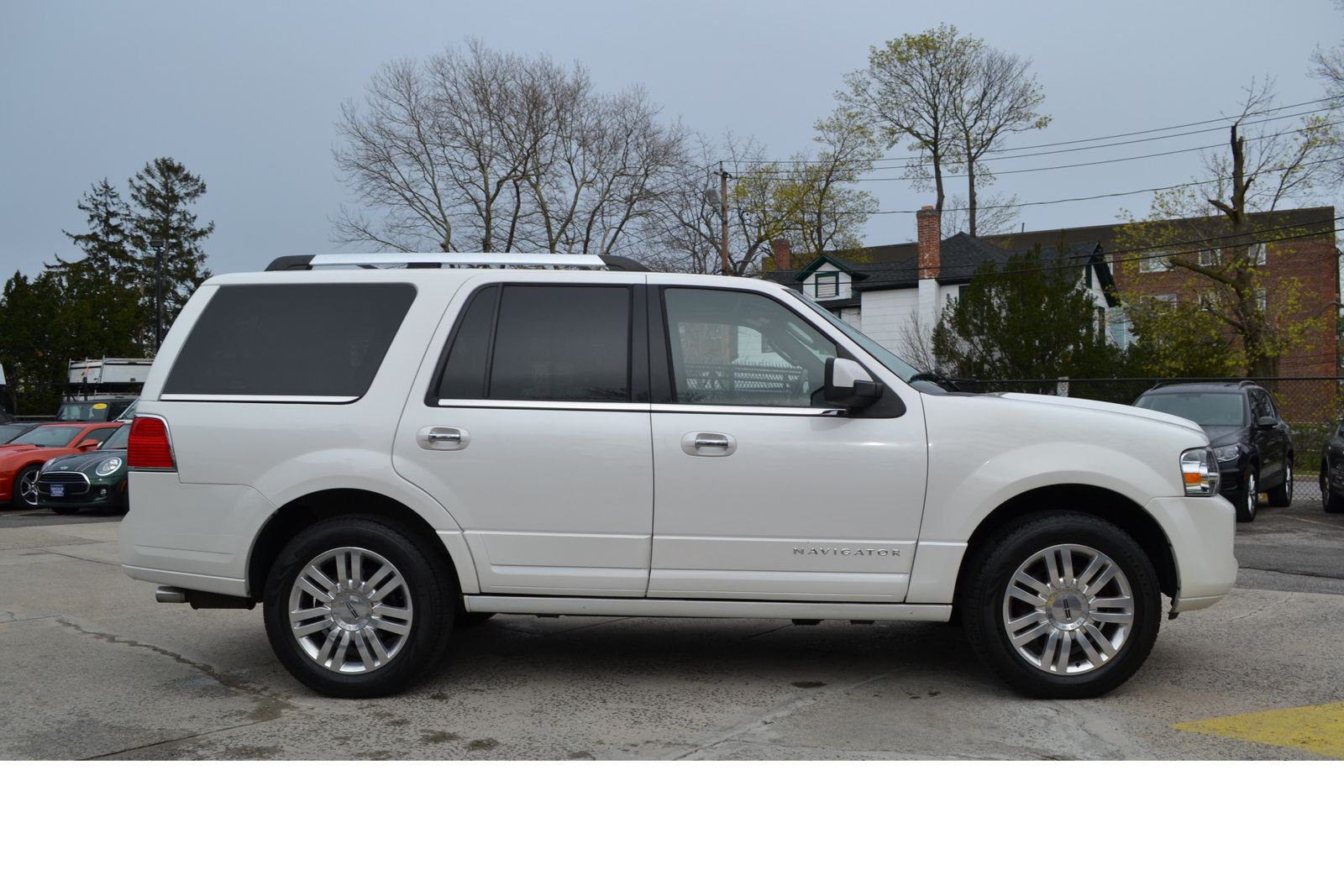 lincoln navigator il near westmont used img cars in suv base
