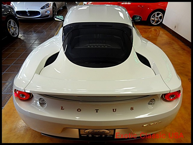 2011 Lotus Evora  1 OF 8 Owned By Naomi Campbell San Diego, California 11