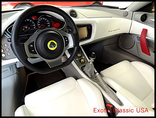 2011 Lotus Evora  1 OF 8 Owned By Naomi Campbell San Diego, California 17