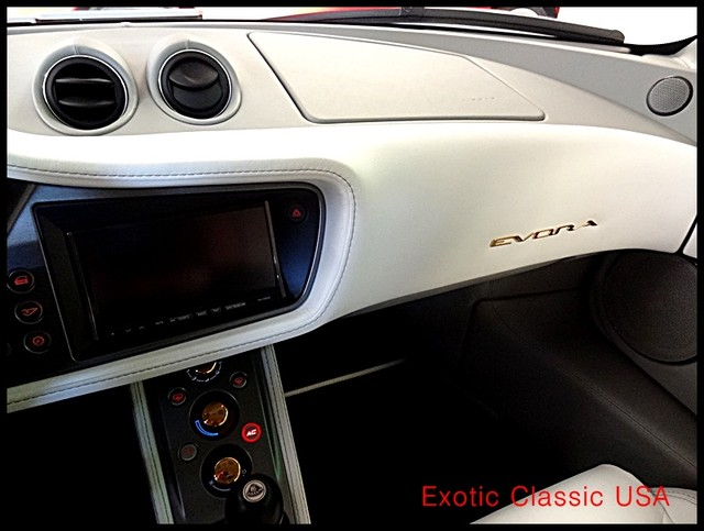 2011 Lotus Evora  1 OF 8 Owned By Naomi Campbell San Diego, California 26