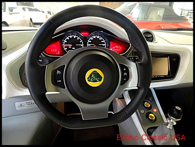 2011 Lotus Evora  1 OF 8 Owned By Naomi Campbell San Diego, California 30