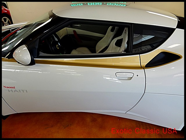 2011 Lotus Evora  1 OF 8 Owned By Naomi Campbell San Diego, California 48