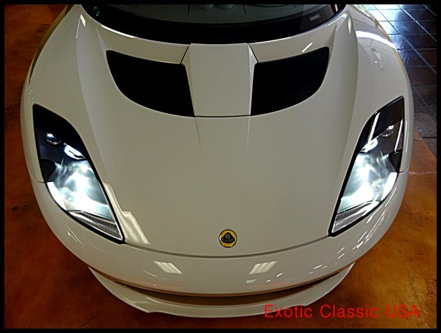 2011 Lotus Evora  1 OF 8 Owned By Naomi Campbell San Diego, California 9