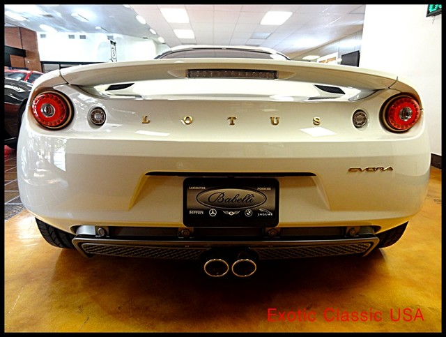 2011 Lotus Evora  1 OF 8 Owned By Naomi Campbell San Diego, California 64