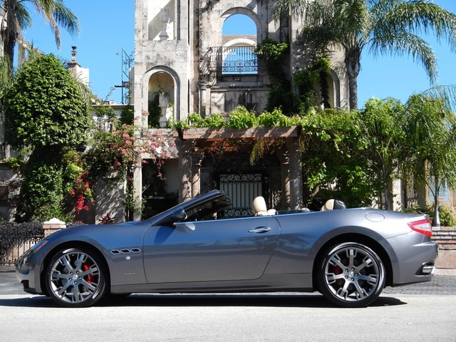 2011 Maserati GranTurismo Convertible  in Houston Texas