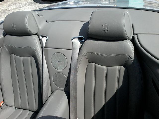 2011 Maserati GranTurismo Convertible San Antonio, Texas 17