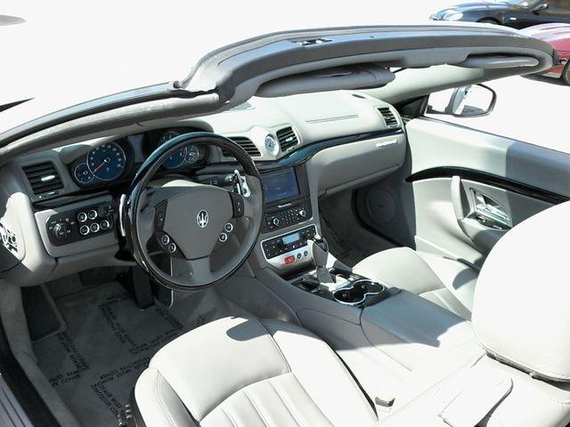 2011 Maserati GranTurismo Convertible San Antonio, Texas 22