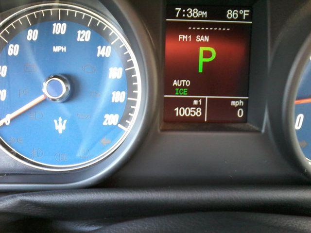 2011 Maserati GranTurismo Convertible San Antonio, Texas 26