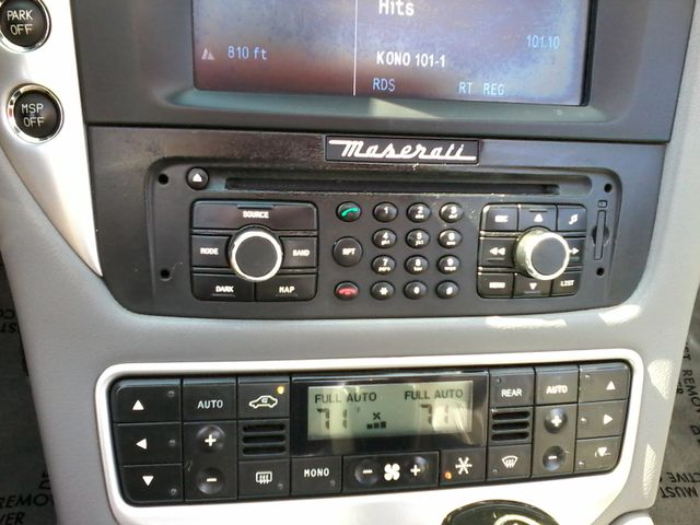 2011 Maserati GranTurismo Convertible San Antonio, Texas 29