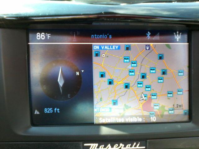 2011 Maserati GranTurismo Convertible San Antonio, Texas 31