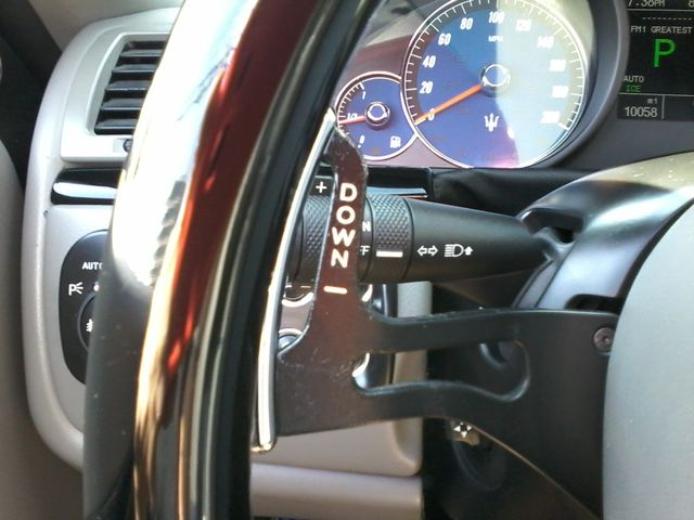 2011 Maserati GranTurismo Convertible San Antonio, Texas 35