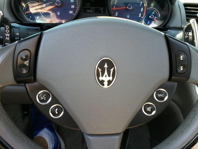 2011 Maserati GranTurismo Convertible San Antonio, Texas 37