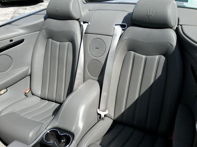 2011 Maserati GranTurismo Convertible San Antonio, Texas 18