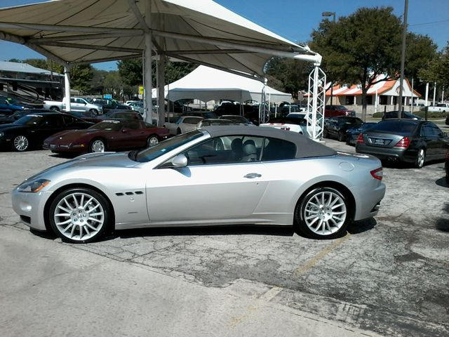 2011 Maserati GranTurismo Convertible San Antonio, Texas 9