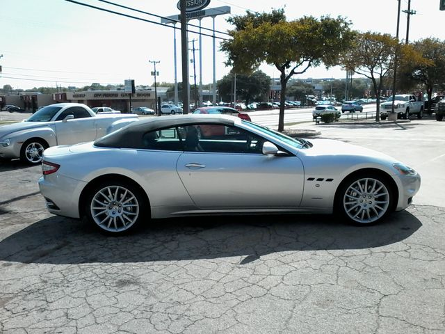 2011 Maserati GranTurismo Convertible San Antonio, Texas 15