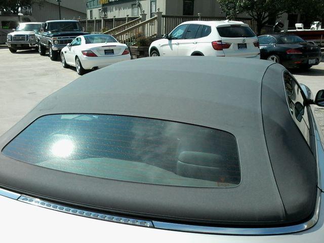 2011 Maserati GranTurismo Convertible San Antonio, Texas 14