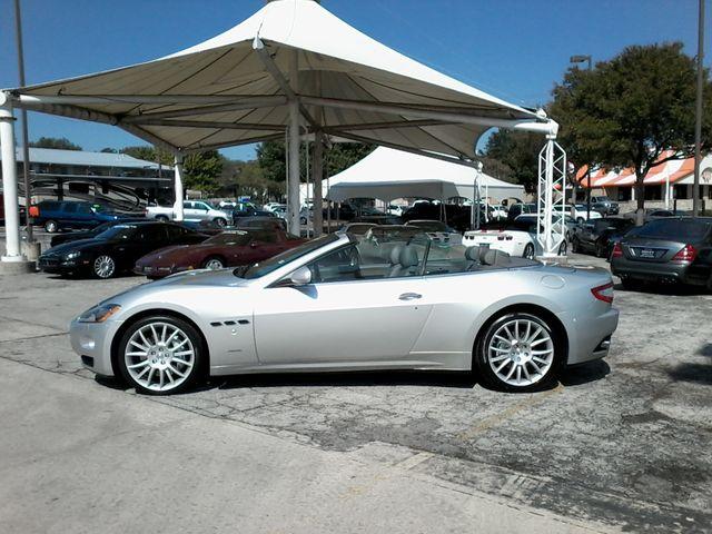 2011 Maserati GranTurismo Convertible San Antonio, Texas 5