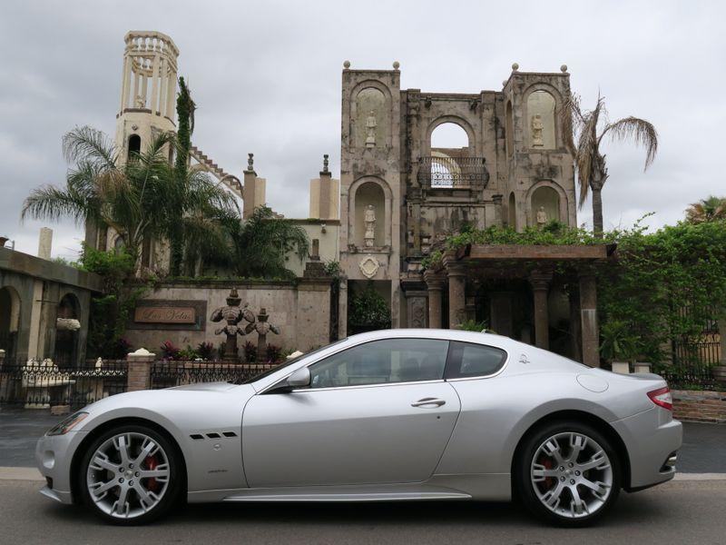 2011 Maserati GranTurismo S in Houston Texas
