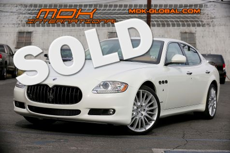 2011 Maserati Quattroporte - 4.2L - Only 42K miles in Los Angeles
