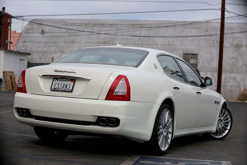 2011 Maserati Quattroporte - 42L - Only 42K miles  city California  MDK International  in Los Angeles, California