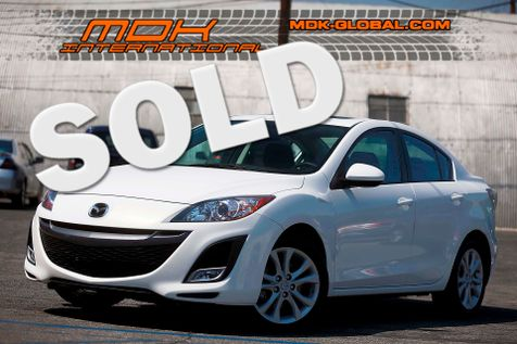 2011 Mazda Mazda3 s Sport - Manual - Bose - Sunroof in Los Angeles