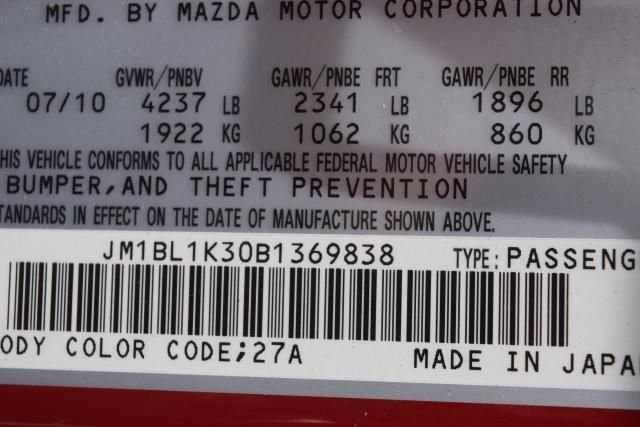 2011 Mazda Mazda3 Mazdaspeed3 Sport Richmond Hill, New York 14