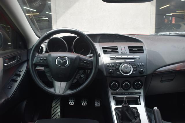 2011 Mazda Mazda3 Mazdaspeed3 Sport Richmond Hill, New York 5