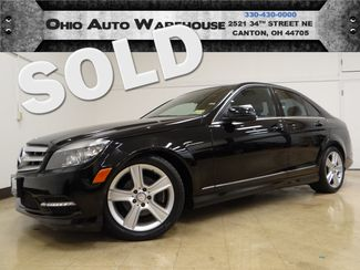 2011 Mercedes-Benz C300 Sport 4Matic AWD Sunroof We Finance | Canton, Ohio | Ohio Auto Warehouse LLC in  Ohio