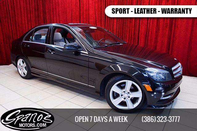 2011 Mercedes-Benz C 300 Sport Daytona Beach, FL 0
