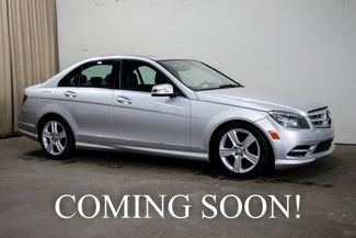 2011 Mercedes-Benz C300 Sport 4Matic AWD Luxury Car w/Moonroof, in Eau Claire, Wisconsin